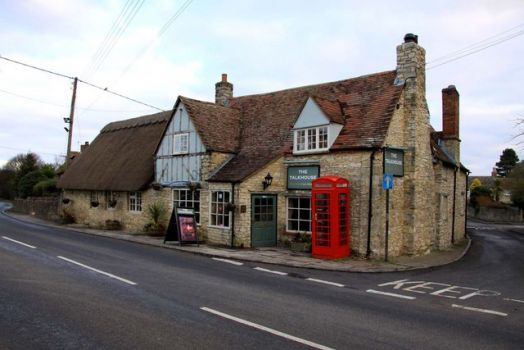 The Talkhouse in Stanton St John, Oxfordshire.  Photo by Steve Daniels