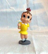 Little Audrey Teeny Weeny Mini-maquette, Nuff Said Collectibles yellow dress variant