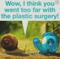 Snail said