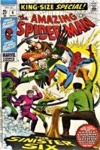 Spider-Man Versus The Sinister Six