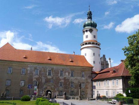 Nové Město nad Metují, the Czech Republic