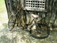 Beat Up Bicycle