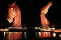 The Kelpies - Falkirk - Scotland