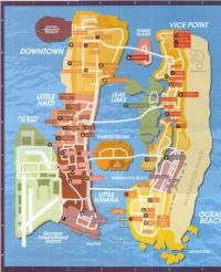 GTA Vice City Map