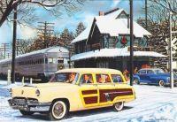 1952 Mercury Wagon