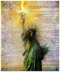 Liberty And Justice For All? ~ Howard Barry