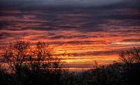 Dorset Sunset - 16th December 2020
