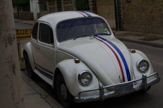 VW in Cochabamba Bolivia
