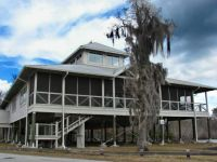 Suwannee Welcome Center, Fargo, GA