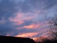 Sunset 23 January 2021