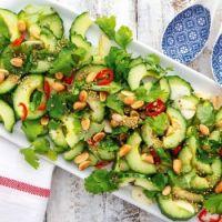Gỏi Dưa Leo : Vietnamese Cucumber Salad