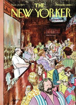 New Yorker November 27th, 1971 by