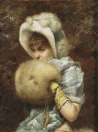 Francesc Masriera, Hivern 1882