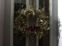 Theme:  Christmas wreath