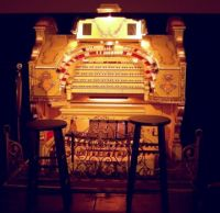 Seattle Paramount Theatre Wurlitzer organ