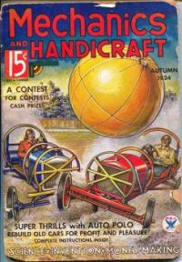Mechanics And Handicraft Issue 3 Fall 1934