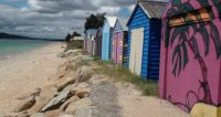 Bathing Boxes - Mornington Peninsula, Victoria