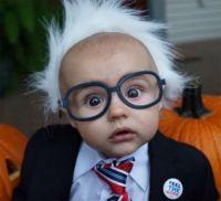 Stunded Baby-Bernie-Sanders