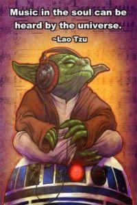 Soul man Yoda