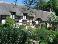 Anne Hathaway's Cottage, Stratford-Upon-Avon U.K.