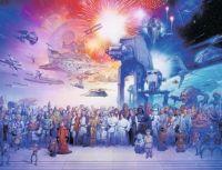 Disney Star Wars Universe