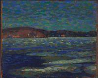 Ice Reflections, Tom Thomson