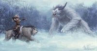 the_huntress_and_the_yeti_by_megillakitty-d60ey86