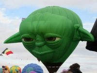 Albuquerque Balloon Festival Yoda