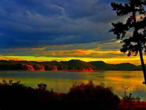 CHEROKEE LAKE,TN.