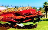 BLT at the park