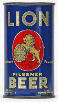 Lion Pilsner Beer - Lilek #496