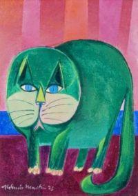 Cat's theme