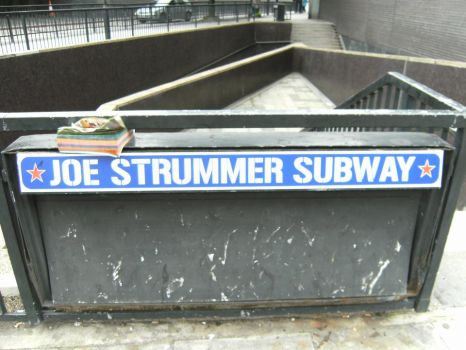 I miss you, Joe Strummer