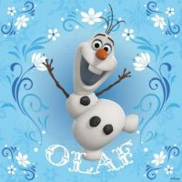 Frozen-Cute-Olaf-Wallpaper
