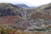 Coniston Copper Mines, Lake District, UK
