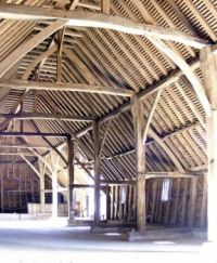 288. Prior's Hall Barn - Widdington