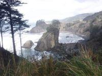Whale's Head state park, southern Oregon coast