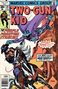The Two-Gun Kid Versus The Purple Phantom