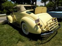 Packard 1936, rumble seat