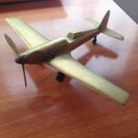 "Themes ""Planes"" - cast iron model"