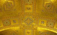 Ontario museum ceiling