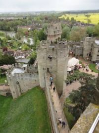 Warwick Castle at Play