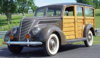 nice vintage car
