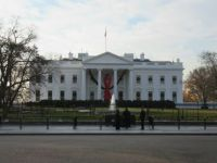 The White House (back door)
