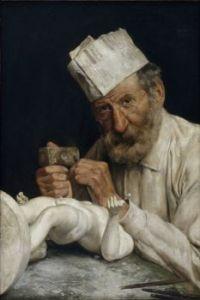 Antoni Fabrés, The Sculptor (circa1911)