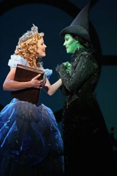 Wicked - Megan and Eden