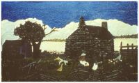Cabin in the Cotton ~ Horace Pippin