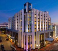 Higgin's Hotel -New Orleans