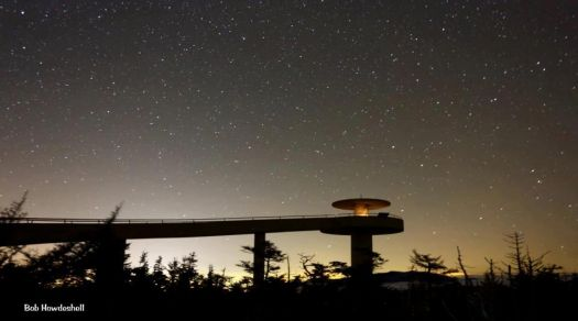 Clingmans Dome - Great Smokey Mtns.,  TN