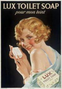 1934 Lux Toilet Soap